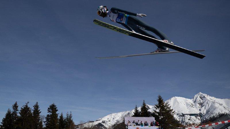 Ski nordique - Mondiaux de Seefeld: le Vaudois Killian Peier 10e des qualifications au petit tremplin