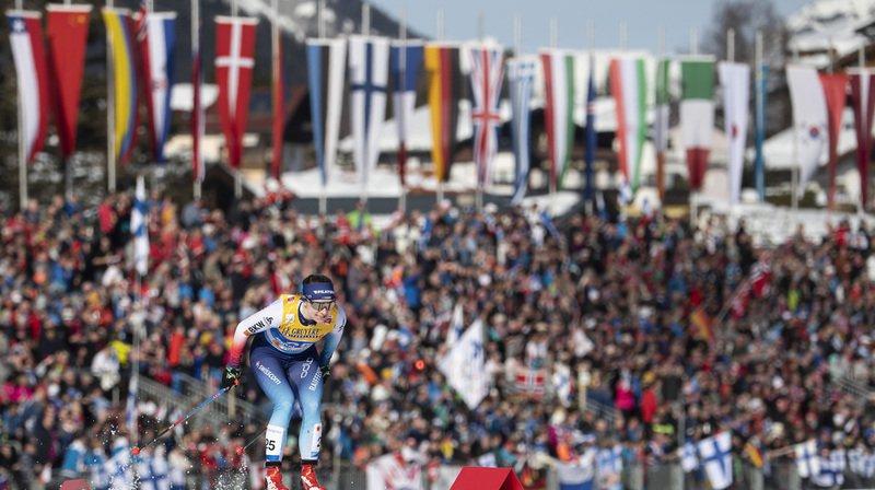 Ski nordique - Mondiaux de Seefeld: cinq fondeurs arrêtés pour des soupçons de dopage