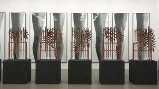 """""""Des fleurs pour l'art"""": un fleuriste vaudois expose en Argovie"""