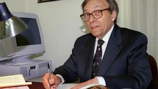 Décès: l'intellectuel genevois Jean Starobinski s'est éteint