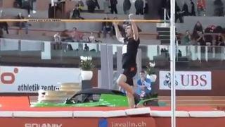 Vivien Streit champion de Suisse grâce à un bond record