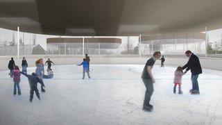 Pourquoi la piscine-patinoire de Terre Sainte patine