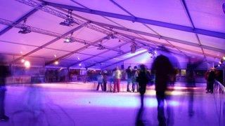 Nyon: nouvelle saison pleine pour la patinoire de Rive