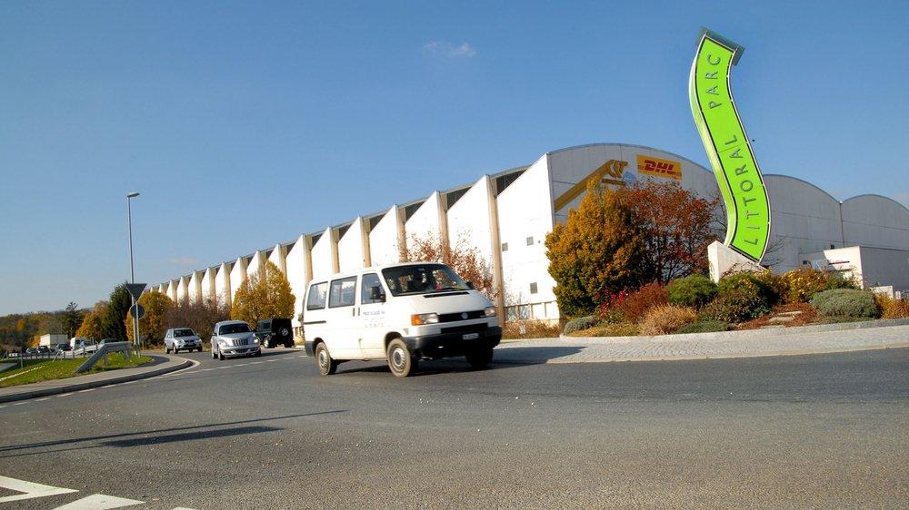 Le trafic de la zone du Littoral Parc influence la qualité de l'air dans l'agglomération Lausanne-Morges.