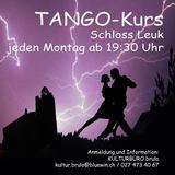 Milonga au château de Loèche - Nuit du tango