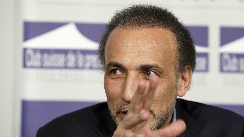France: Tariq Ramadan à une conférence sur les violences faites aux femmes