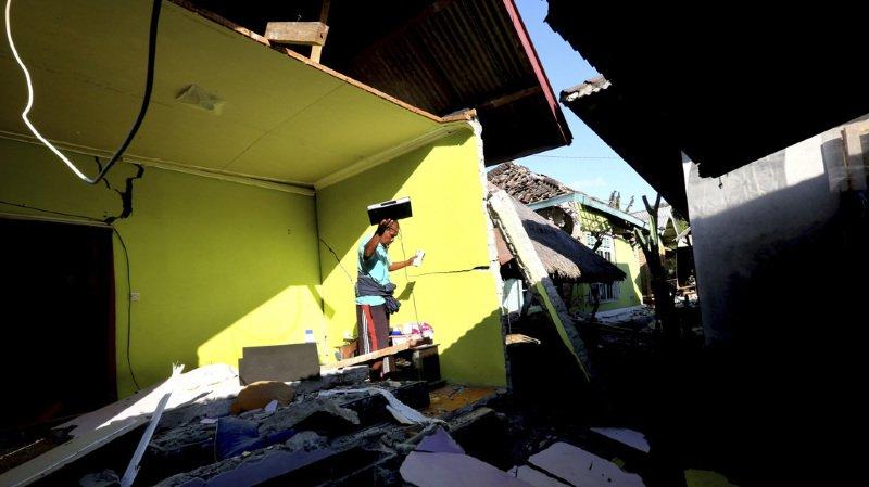 Indonésie: deux morts et des dizaines de blessés lors d'un séisme à Lombok