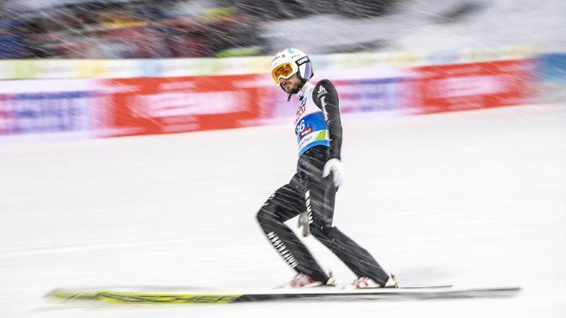Saut à ski: le Vaudois Killian Peier 10e à Lillehammer, Amman 12e