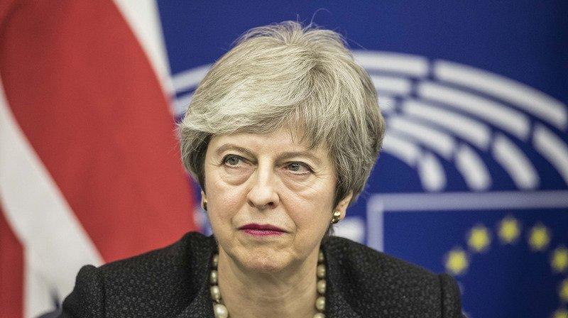 Royaume-Uni: moment de vérité pour l'accord de Brexit de Theresa May