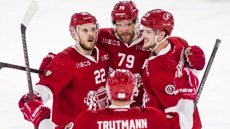 Hockey: Lausanne atomise Langnau et se qualifie pour les demi-finales