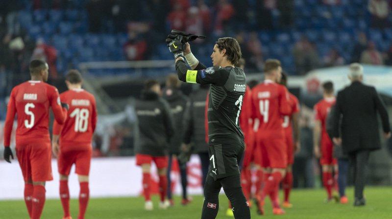 Football - Euro 2020: la Suisse perd ses moyens en fin de match et concède le nul contre le Danemark
