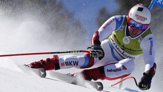 Ski alpin: Mauro Caviezel 2e du Super-G des finales de Soldeu, le Globe à l'Italien Dominik Paris