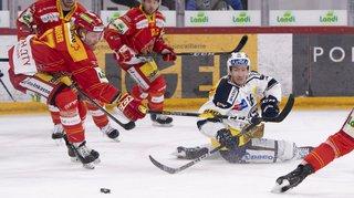 Hockey: Bienne et Lausanne s'imposent