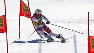 Ski alpin: Wendy Holdener 1e après la première manche du slalom de Soldeu
