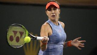 Tennis: Federer perd une place à l'ATP, Belinda Bencic revient dans le Top 20 mondial