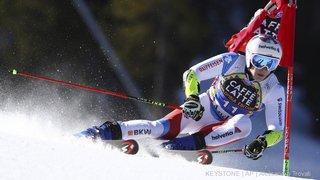 Ski alpin: Marco Odermatt 3e après la première manche du slalom géant de Soldeu