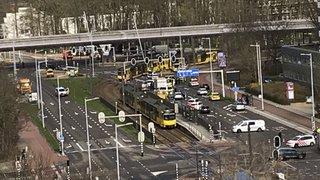 Pays-Bas: au moins un mort après une fusillade dans le tramway d'Utrecht, le tireur toujours en fuite