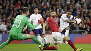 Football - Euro 2020: l'Angleterre et la France s'imposent, le Portugal accroché