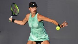 Tennis: fin de série brutale pour Belinda Bencic, battue au deuxième tour du tournoi de Miami