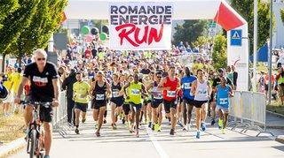 Romande Energie Run: Lea Sprunger met «sa» course en stand-by
