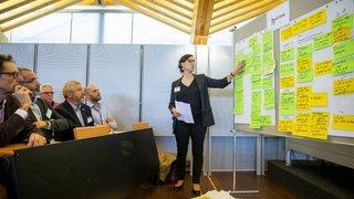 Finances: quand les Nyonnais donnent des pistes à leur Municipalité
