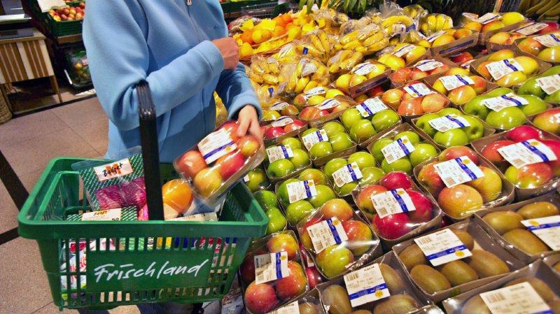 Alimentation: les Suisses ont dépensé plus de 3 milliards pour lebioen 2018