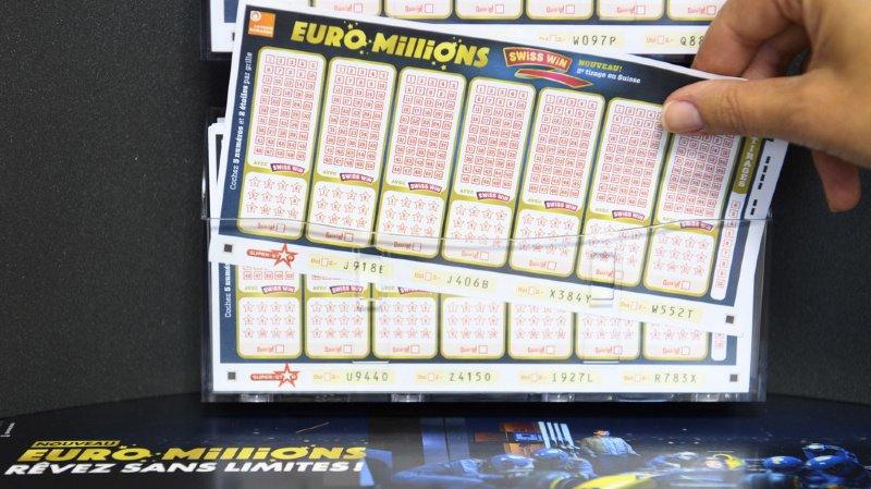 Le plus grand gain de l'histoire remporté dans une loterie en Suisse a bénéficié à une femme de condition modeste qui souhaite conserver l'anonymat. (illustration)