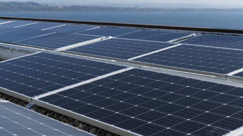 Energie solaire: en utilisant toutes nos façades et nos toits on pourrait en produire 40 fois plus