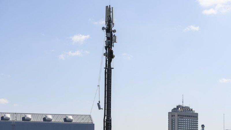 Vaud: le Conseil d'Etat annonce qu'il n'y aura finalement pas de moratoire sur les antennes 5G