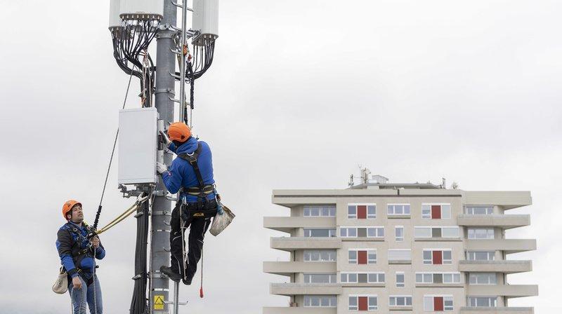 Après Vaud et Genève, le canton du Jura gèle à son tour la construction des antennes 5G