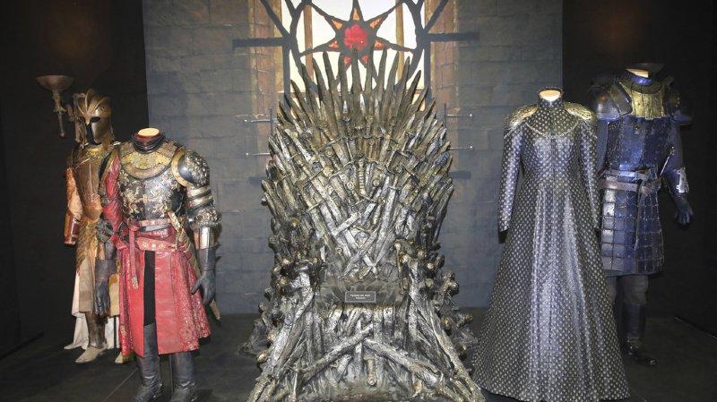 """Séries télé: le premier épisode de la dernière saison de """"Game of Thrones"""" en version française ce soir"""