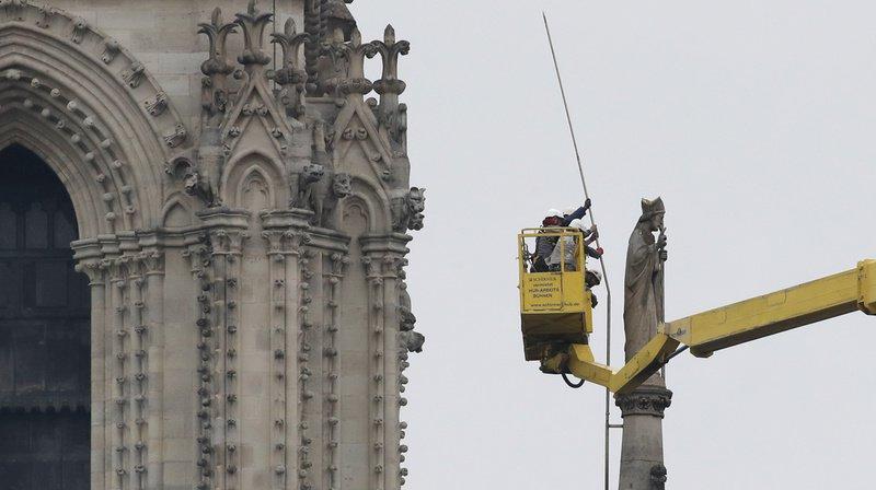 Incendie de Notre-Dame de Paris: il faudra probablement entre 10 et 20 ans pour reconstruire
