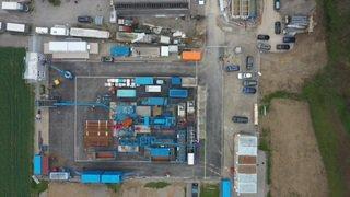 Déchets radioactifs: la Nagra a commencé à forer lundi à Bülach (ZH)