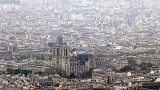 La cathédrale Notre-Dame de Paris ravagée par les flammes