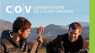 COV - Guitares en folie