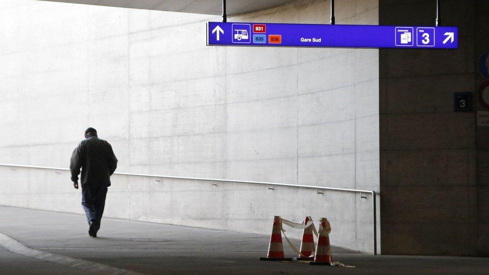 """Inauguré fin 2017, le nouveau passage sous-voies de la gare de Gland est l'une des premières réalisations labellisées """"DISREN""""."""