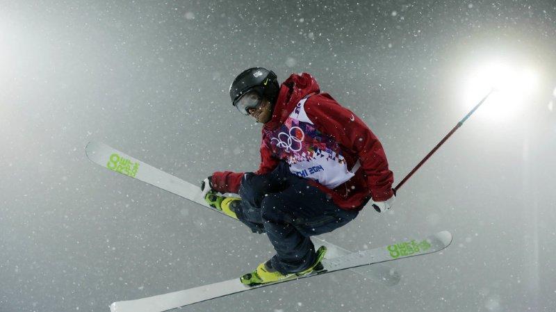 Ski freestyle: le Français Kevin Rolland dans un état stable après sa terrible chute