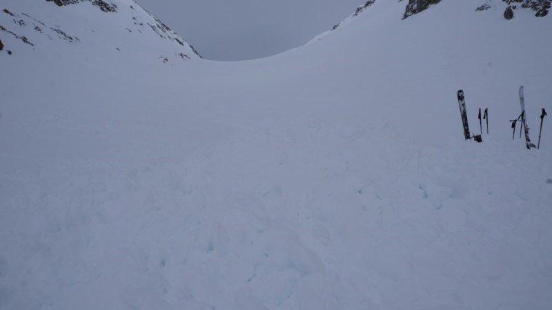 Valais: quatre randonneurs perdent la vie dans une avalanche dans le Fieschertal