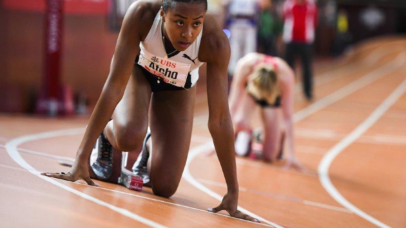 Athlétisme: la Vaudoise Sarah Atcho seule Suissesse en lice à Doha pour l'ouverture de la Ligue diamant