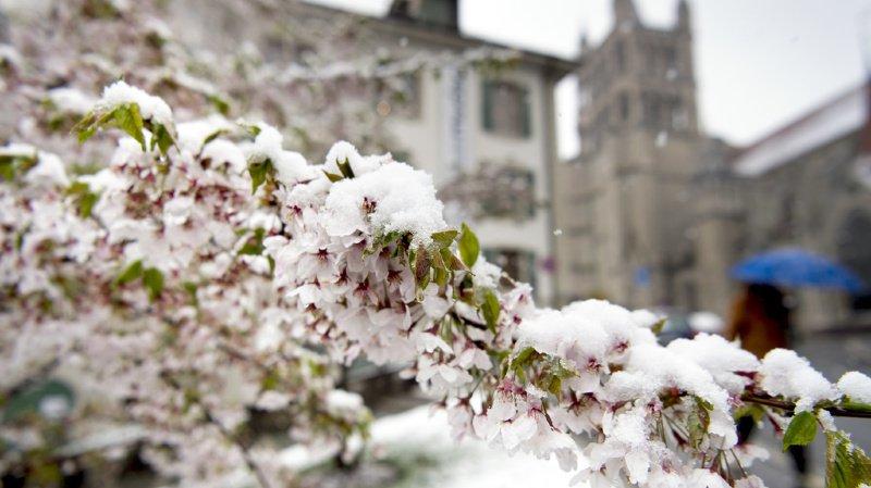 Météo: températures fraîches, chutes de neige, l'hiver va s'accrocher ce week-end