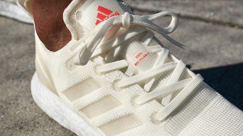 Environnement: Adidas présente sa première paire de chaussures entièrement recyclable