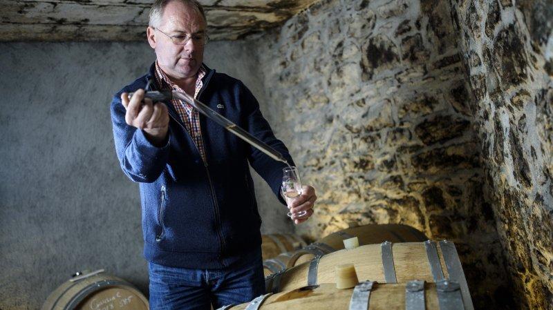 Le meilleur alcool de Suisse est un whisky de Féchy