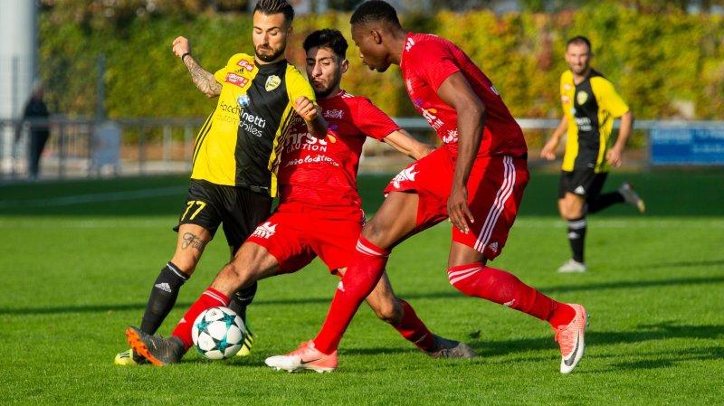 Stade Lausanne est contraint de s'exiler à Colovray pour disputer ses rencontre de Challenge League.