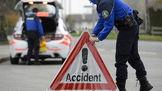 Circulation: 37 jeunes meurent chaque année sur les routes suisses