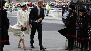 Le bébé royal est arrivé: Meghan Markle et le prince Harry sont parents d'un petit garçon