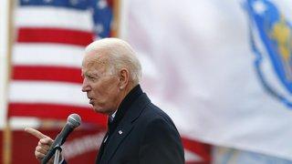 Etats-Unis: l'ancien vice-président Joe Biden annonce sa candidature à la Maison Blanche