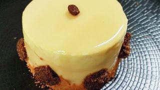 La recette: entremets au café et mousse de mascarpone vanille