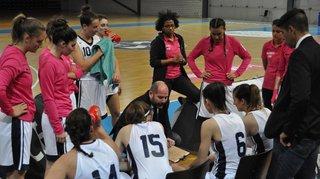 Le Nyon Basket Féminin remporte un nouveau titre en Ligue B