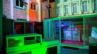 Un laser game un peu spécial débarquera à Nyon