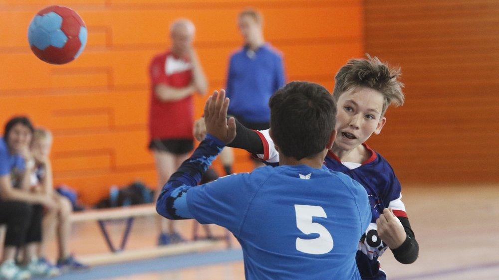 Près de 300 handballeuses et handballeurs sont attendus ce week-end au Cossy.